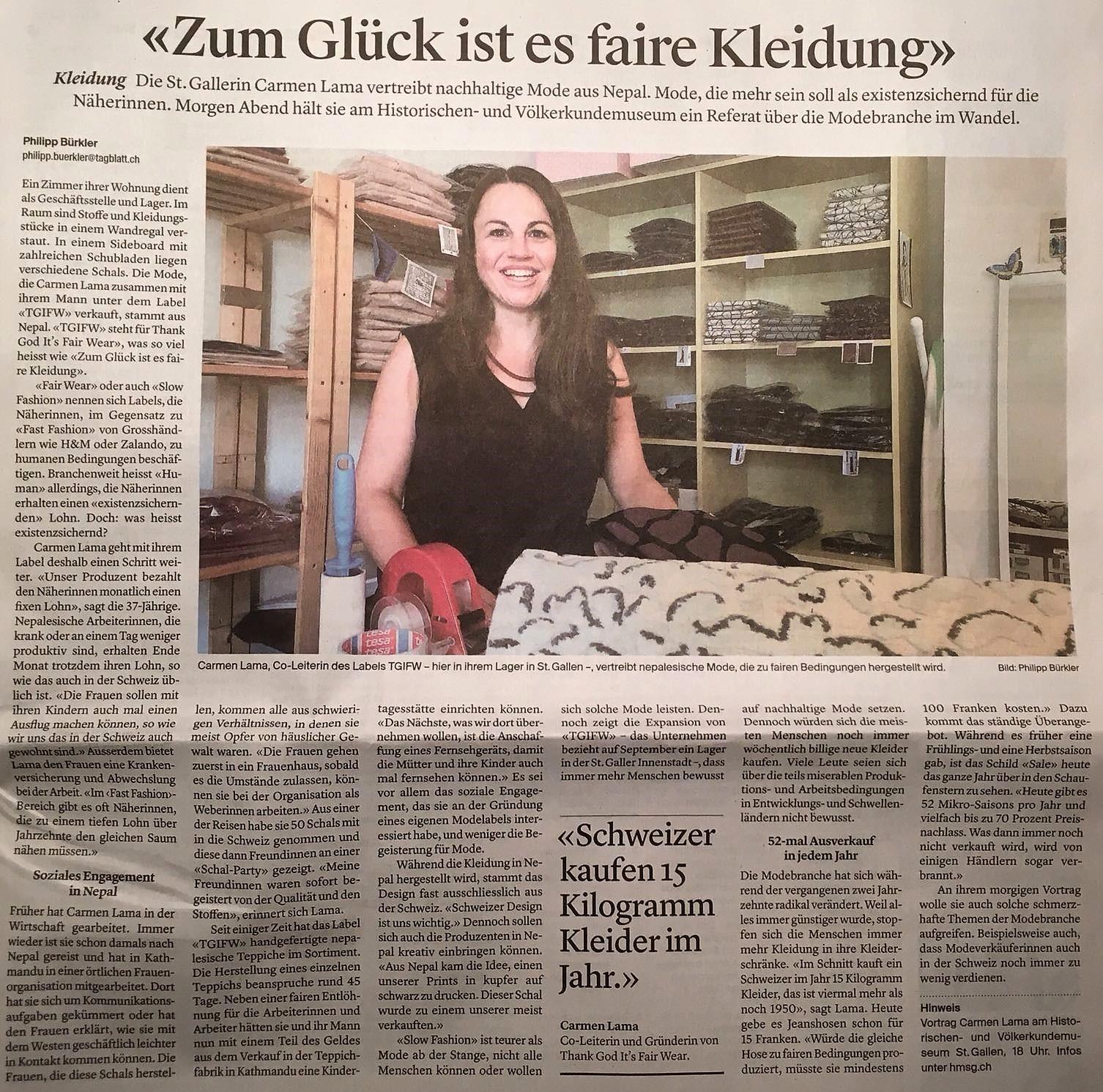 SG Tagblatt